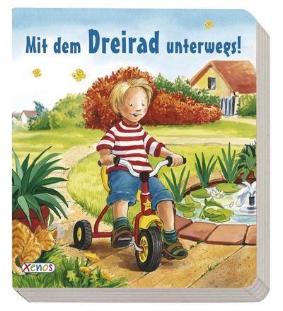 Mit dem Dreirad unterwegs!