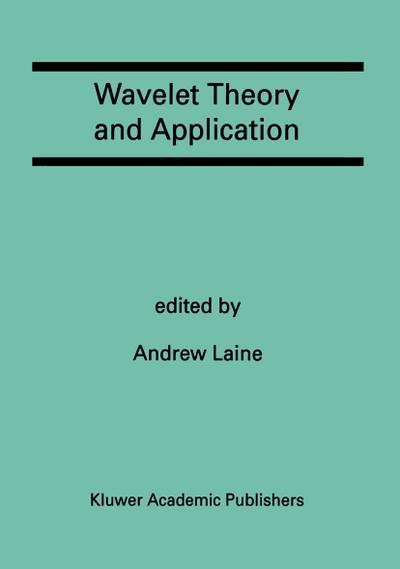 Wavelet Theory and Application