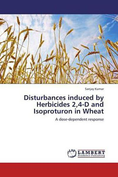 Disturbances induced by Herbicides 2,4-D and Isoproturon in Wheat