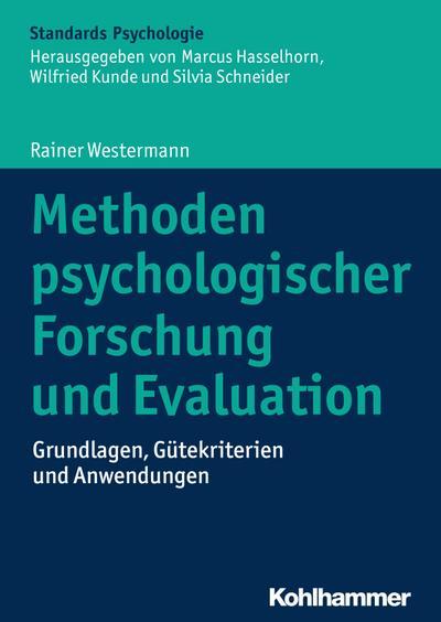 Methoden psychologischer Forschung und Evaluation