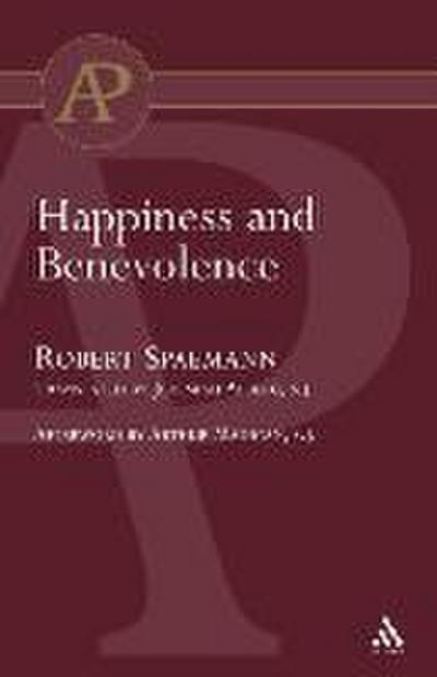Happiness and Benevolence