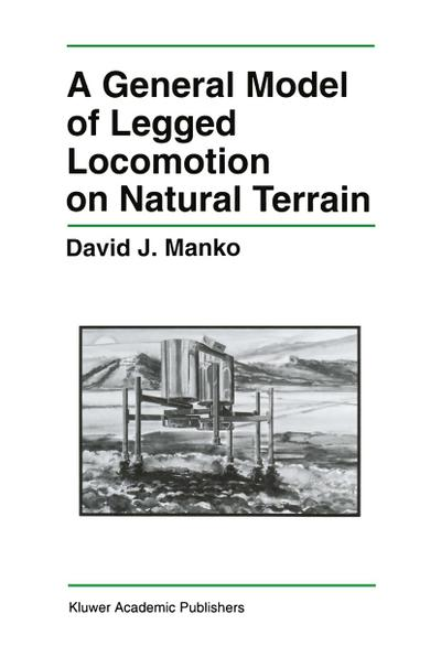 General Model of Legged Locomotion on Natural Terrain