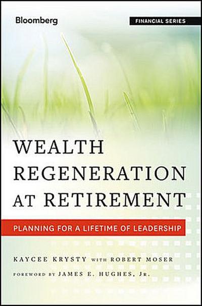 Wealth Regeneration at Retirement