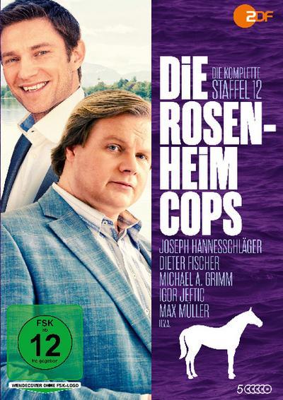 Die Rosenheim-Cops - Die komplette 12. Staffel DVD-Box