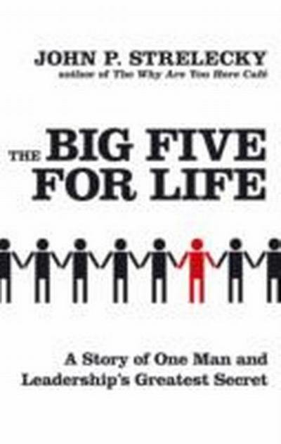 The Big Five For Life, English ed.
