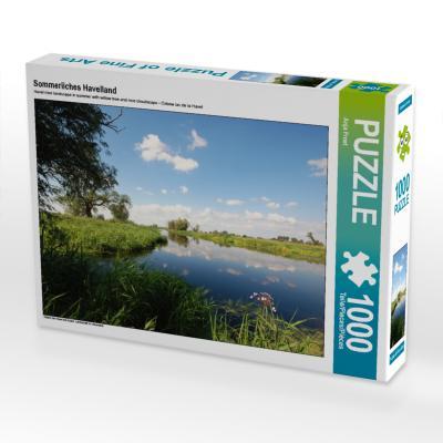 Sommerliches Havelland (Puzzle)