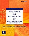 Grammar and Vocabulary for Cambridge Advanced ...
