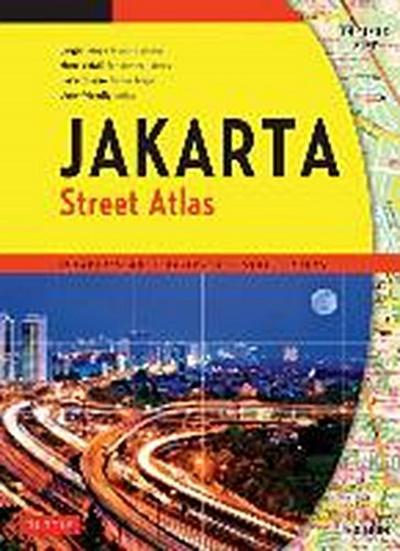 Jakarta Street Atlas
