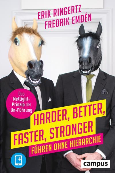 Harder, Better, Faster, Strong