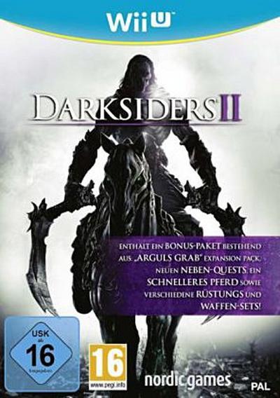 Darksiders 2, Nintendo Wii-Spiel