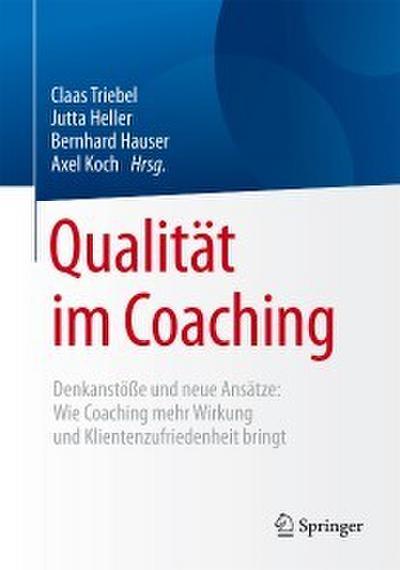 Qualität im Coaching