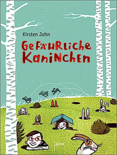 Gefährliche Kaninchen   ; Ill. v. Bohn, Maja; Deutsch;