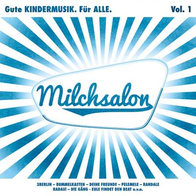 Milchsalon Vol. 1. CD