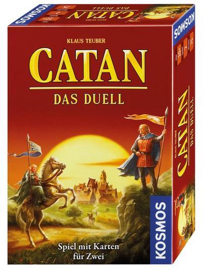 Die Siedler von Catan, Das Duell (Spiel)