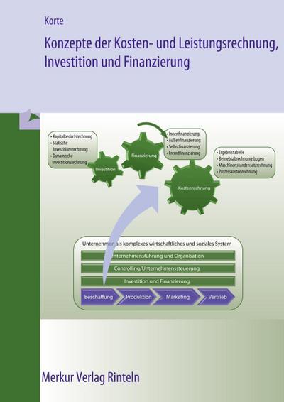 Konzepte der Kosten- und Leistungsrechnung, Investition und Fianzierung: Ein handlungsorientiertes Informations- und Arbeitsheft
