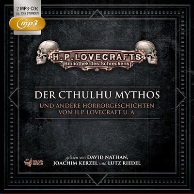 Bibliothek des Schreckens Box 01: Der Cthulhu Mythos und andere Horrorgeschichten