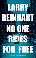 No one rides for free; emons: vintage crime;  ...