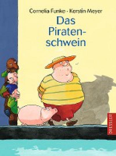 Das Piratenschwein.  farb. Abb.
