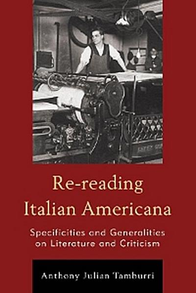 Re-reading Italian Americana