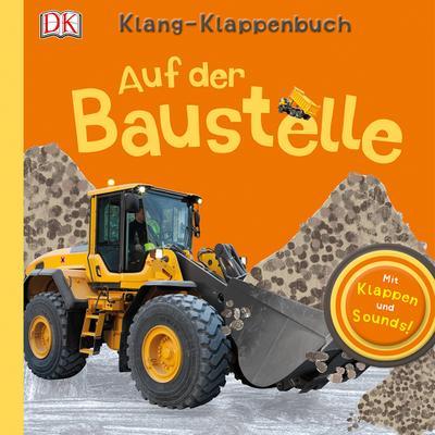 Klang-Klappenbuch - Auf der Baustelle
