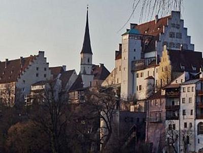Wasserburg am Inn - 500 Teile (Puzzle)