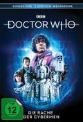 Doctor Who - Vierter Doktor - Die Rache der Cybermen. Limited Mediabook
