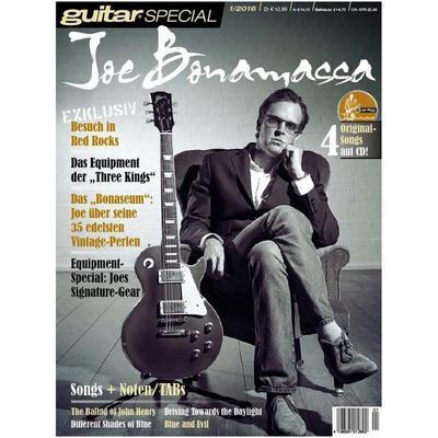 Joe Bonamassa Guitar Special