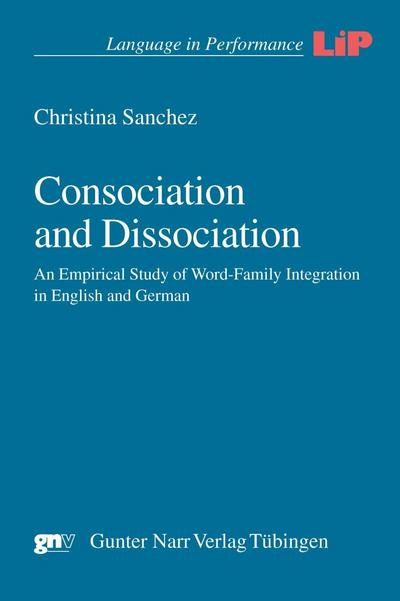 Consociation and Dissociation