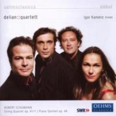 Streichquartett Op.41,1/Quint.Op.44