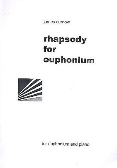 Rhapsody :for euphonium and piano