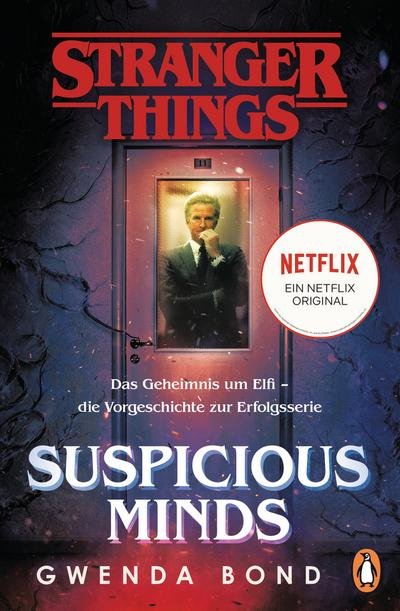 Stranger Things: Suspicious Minds - DIE OFFIZIELLE DEUTSCHE AUSGABE - ein NETFLIX-Original