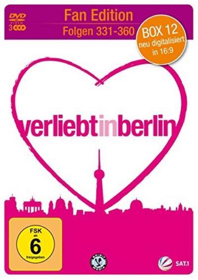 Verliebt in Berlin - Box 12 DVD-Box