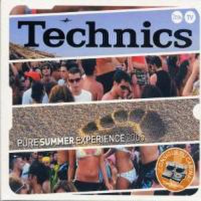 technics - pure summer experience 2005