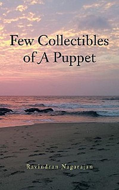Few Collectibles of a Puppet