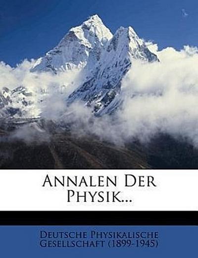 Annalen der Physik und Chemie, hundertzweiunddreissigster Band
