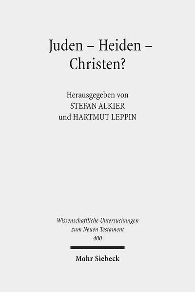 Juden - Heiden - Christen?