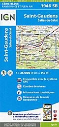Saint-Gaudens 1:25 000
