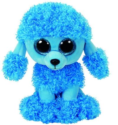 Mandy, Pudel blau 15cm