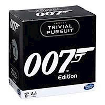 James Bond Trivial Pursuit Bite Size Board Game