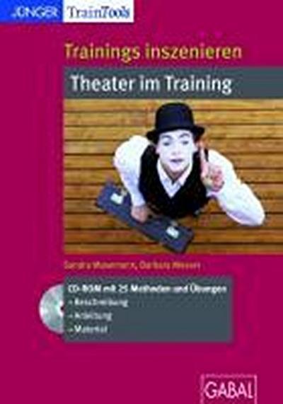 Trainings inszenieren: Theater im Training