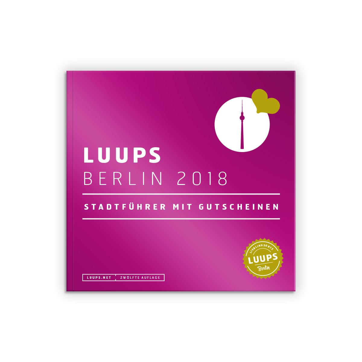 LUUPS Berlin 2018 -  -  4250654807326