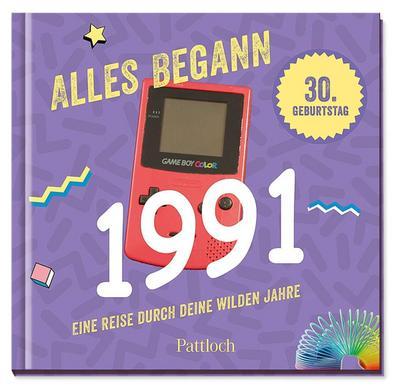 Alles begann 1991