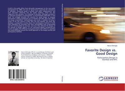 Favorite Design vs. Good Design