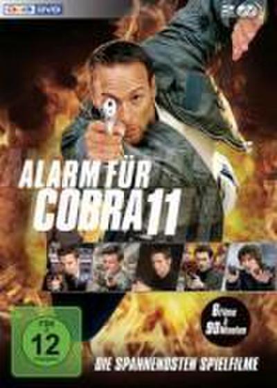 Alarm für Cobra 11 - Die spannendsten Filme DVD-Box