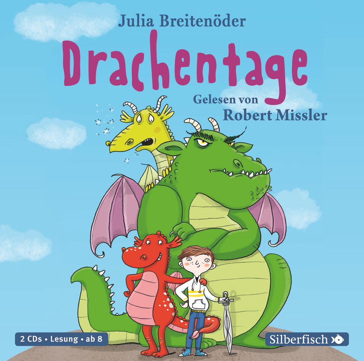Drachentage Julia Breitenöder