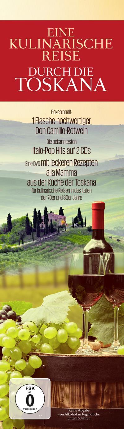Eine kulinarische Reise durch die Toskana