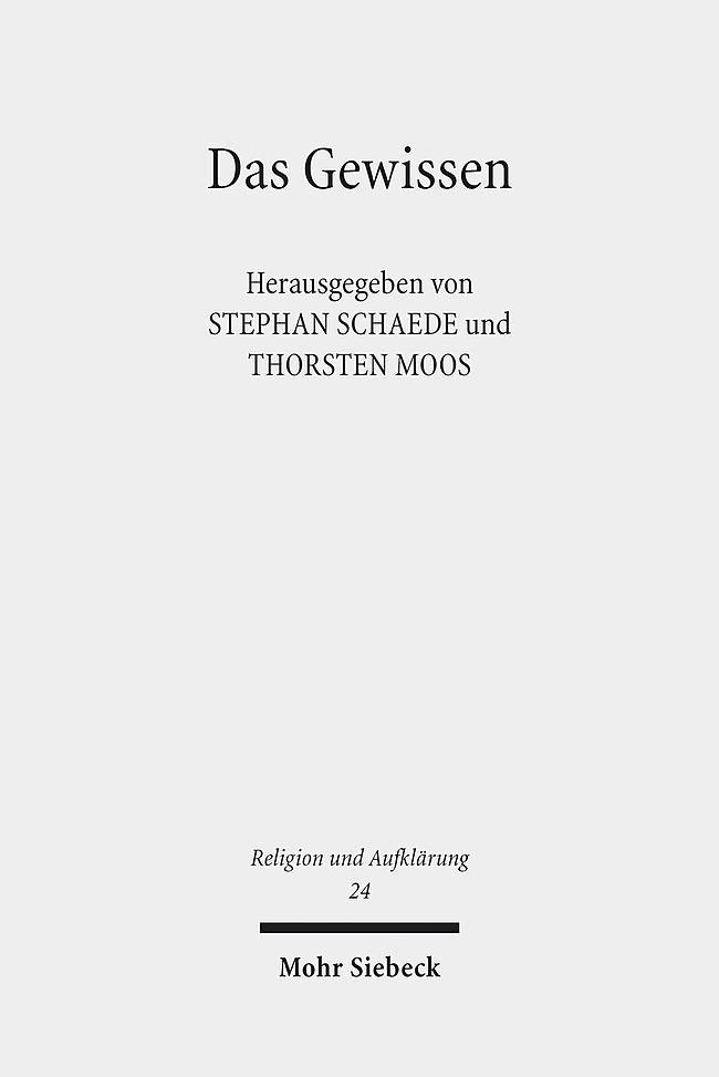 Das Gewissen | Thorsten Moos |  9783161536816