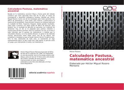 Calculadora Pastusa, matemática ancestral