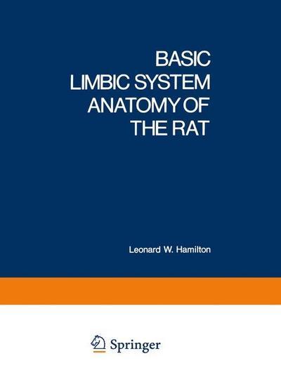 Basic Limbic System Anatomy of the Rat