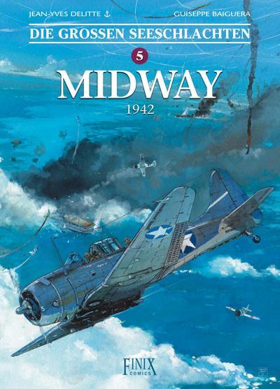 Die großen Seeschlachten 5. Midway